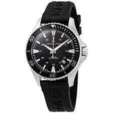 Hamilton Khaki Navy Automatic Black Dial Men's Watch H82335331
