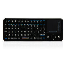 IPazzPort Mini Keyboard Wireless Touchpad With Backlight Function Languages