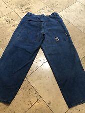 Men's menace jeans big leg sz 38 Rare Sic Pair Of Collectible Jeans.