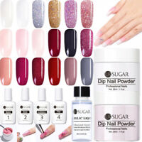 UR SUGAR Nagel Dipping Acryl Powder Glitter Shimmer Acrylpulver Nail Art Tips