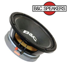 "B&C 10MD555 10"" Midbass Super High Power Output Woofer Speaker 100 dB 8ohm 1000W"