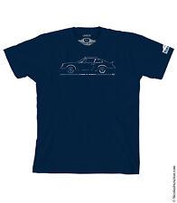 Porsche 73RS tee-shirt by Nicolas Hunziker– Navy blue -  S M L XL 2XL 3XL