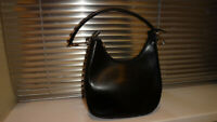 Tosca Blu Italy Black Shoulder Bag Genuine