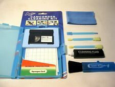 Kit cassette de nettoyage mini dv dvcam hdv + accessoires