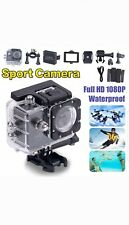 Waterproof Full HD 1080p Sports Action Camera Video Helmet Cam Bike UK SELLER