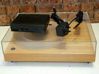 Inspire Hi Fi Upgraded Rega P3-24 Vintage Record Vinyl Deck Player Turntable