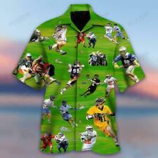 Everyday Is A Lacrosse Day Unisex Hawaiian Shirt M-3Xl