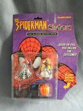 2002 SPIDER-MAN SLIDERS The Sliding Action Game ~ Green Goblin ~ MARVEL ~ BNIB