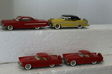 Brooklin 1:43 4 Cars Some With Issues