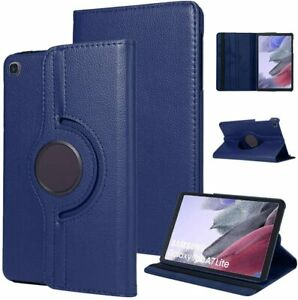"""For Samsung Galaxy Tab A7 Lite 8.7"""" 2021 T220/T225 Leather 360 Smart Case Cover"""