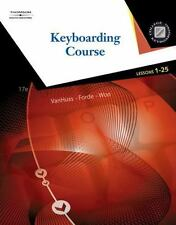 Keyboarding Course, Lessons 1-25 (with Keyboarding Pro 5 User Guide and Version