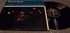 """Stan Getz Quartet """"Getz Au Go Go"""" VERVE GATEFOLD LP FEATURING ASTRUD GILBERTO"""