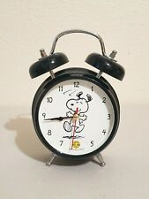 Celebrating Peanuts 60 Years Alarm Clock Plays Linus & Lucy Song 2010 Works