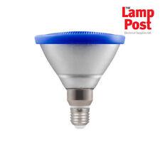 Crompton LED PAR38 13 Watt BLUE 240 Volt E27 Screw Cap Flood PAR 38