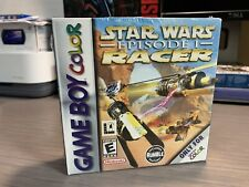 Star Wars: Episode I: Racer (Game Boy Color GBC 1999) New Sealed