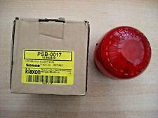 £18 Klaxon Sonos PSB-0017 Red LED Beacon with Deep Base, 17-60V