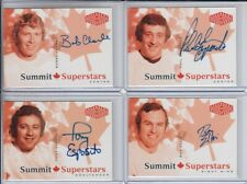 2004-05 UD Legendary Signatures Summit Stars Autographs #CDNPE Phil Esposito /48