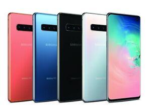 Samsung Galaxy S10 SM-G973U 128GB GSM/CDMA Unlocked T-Mobile AT&T Verizon