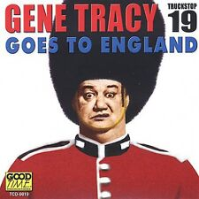 Gene Tracy - Goes to England [New CD]
