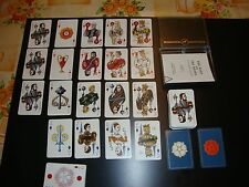 "Coffret  2 Jeux de 55 cartes - Shakespeare ""WARS OF THE ROSES"""