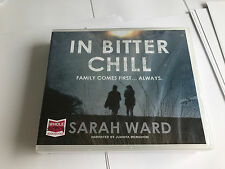 In Bitter Chill Sarah Ward 8 CD AUDIOBOOK NEW SEALED 9781510023062