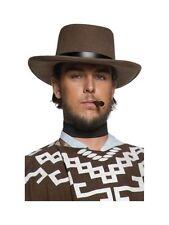 Chapeaux et coiffes marron Smiffys pour déguisement et costume
