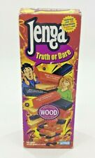 Funskool Jenga Truth or Dare Storio Challenging Maths Webby Wooden Pytho Jenga Large Lakshya Tumbling Tower Mayatras Wooden Colorful Tumbling Stacking