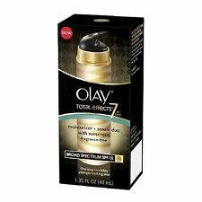 Olay Total Effects 7 in 1 Moisturizer + Serum Duo w/ Sunscreen SPF 15 1.35oz