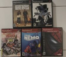 Playstaion 2 5 Set Games
