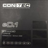 "CONTEC Kette ""eNHANCED Drive"" E-Bike Kette Getriebe-Nabe 128 Glieder"