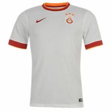 Maillots de football blancs Nike taille XXL