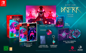 Hyper Light Drifter - Special Edition Collector's Set for Nintendo Switch