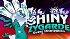 Shiny Zygarde Event Pok mon Legendary Ultra Sun Ultra Moon USUM Nintendo 3DS