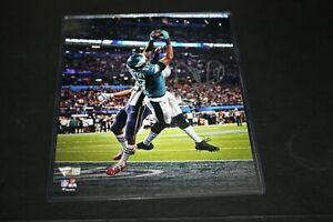 PHILADELPHIA EAGLES Alshon Jeffery Super Bowl LII 52 Signed/Auto 8X10 PHOTO