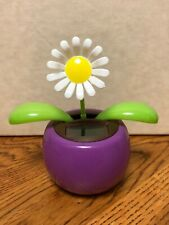 New for 2020 Solar Powered Dancing Toy New - Dancing Flowers - Daisy