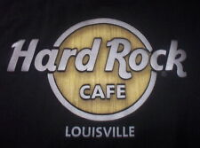 Hard Rock Cafe Louisville T-Shirt S Small Black Free Shipping