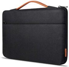 Inateck 14 Zoll Laptoptasche Stoßfestes Wasserdicht Notebooktasche, Schwarz