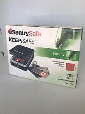 Security Lock Box Safe Small Travel Home Money Secure Steel Solid Gun Heavy Duty