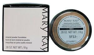 Mary Kay Mineral Powder Foundation BEIGE 2 New in Box .28 Oz 040989