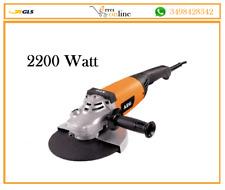 SMERIGLIATRICE ANGOLARE AEG FLEX MM.230 MOD  WS22-230   2200W ++