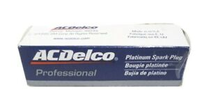 4pc Double Platinum Spark Plug  ACDelco Professional  41-810 Genuine