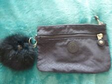 Kipling Ness in Night Blue Emb - NWOT