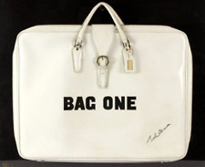 John Lennon Bag One Luggage to hold Lithographs Very Rare Unique Collectable WoW