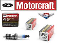Set of 6 pcs Motorcraft SP-486 Spark Plug AGSF42FM