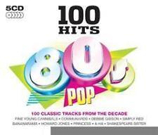 100 Hits-80s Pop A-ha Bananarama Simply Red Chaka Khan Chris Rea ZZ Top Tone Loc