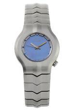 WP1312.BA0750 Tag Heuer Ladies Alter Ego Swiss Quartz Blue Dial Steel Watch