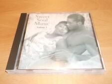 VARIOUS - SWEET SOUL MUSIC VOLUME 1 - CD ALBUM - UK FREEPOST