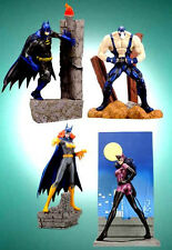 Batman Yamato Wave 3 Action Figure Series Set of 4 Catwoman Bane Batgirl New .