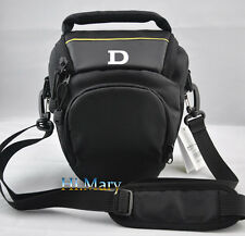 triangle Camera Bag Case For Nikon D90 D5100 D7000 D7100 D7000 D5300 D3200 P900S