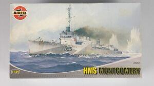 (238) 2008 Airfix 1/400th HMS Montgomery